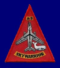 A-3B SkyWarrior Patch