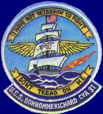 BHR Ships Patch