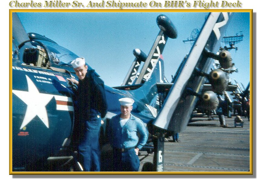 Charles Miller And Shipmate